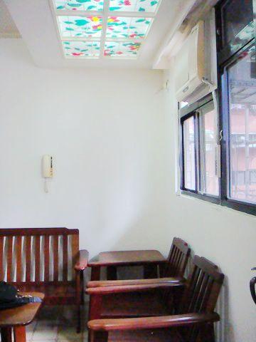客厅天花板有做造型
