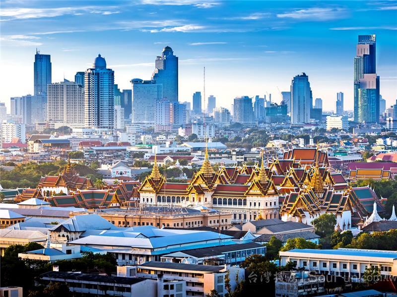 重返20年前上海灘 曼谷黃金夢稍縱即逝