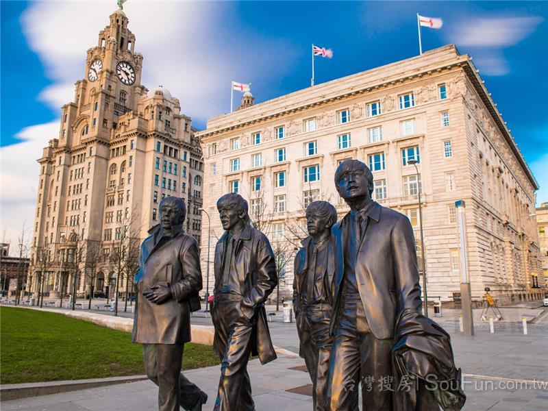 買下披頭四的故鄉 英國投資最熱點在這裡