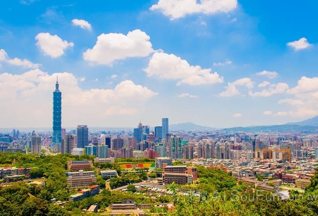 各國房價比一比 台灣最「虛」