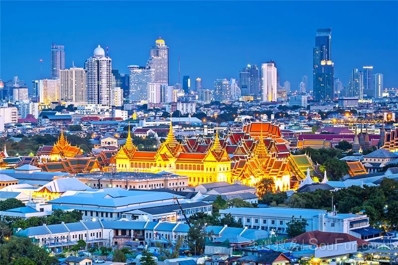 台泰結盟 泰國上市建商登台推案